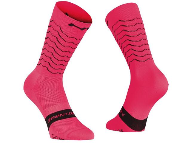Northwave Switch Socks Women pink/black